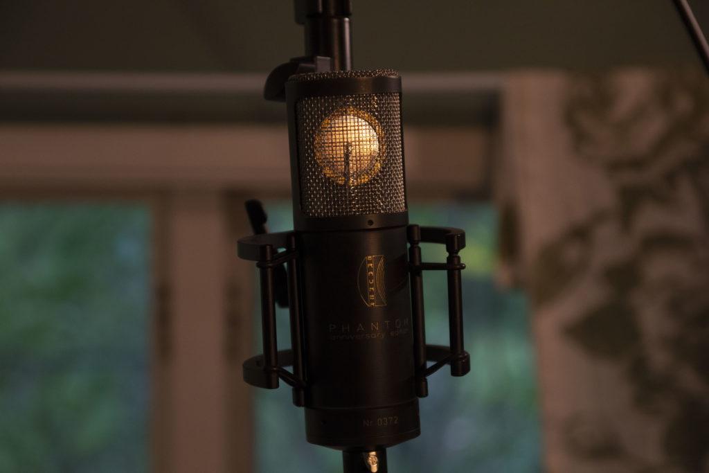 svensexa mikrofon